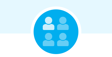 One in four employees icon